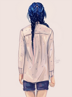 Braids by soi-scholla
