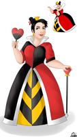 Queen of Hearts (Alice in Wonderland)