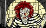 Captain Clown's Escape