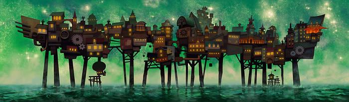 Kex City by petura