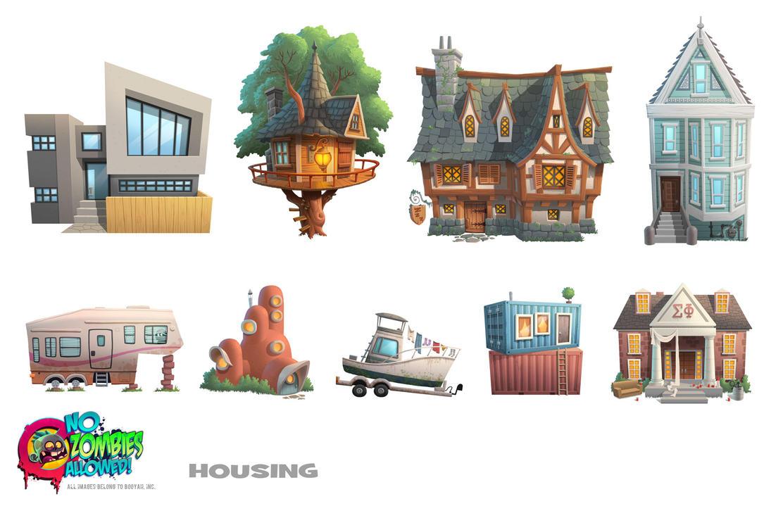 NZA! Housing by petura