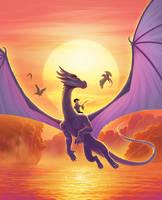 Dragon Rider book 2 by petura