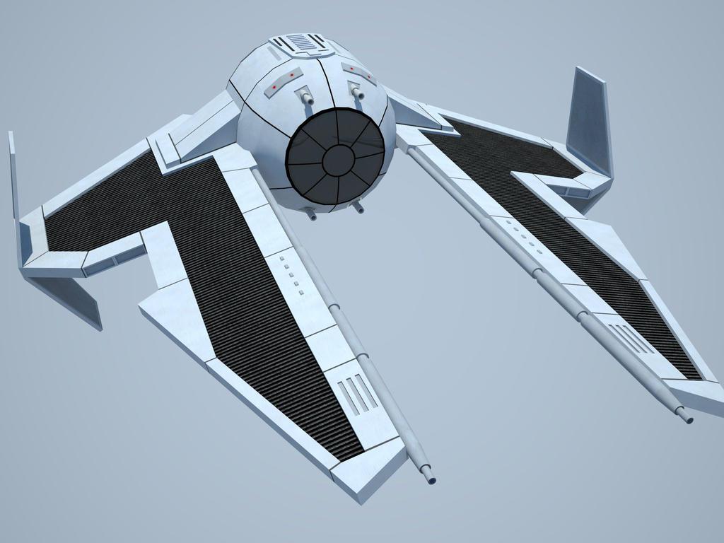 TIE-Interceptor by quacky112