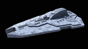 Pocket Star Destroyer Concept by quacky112