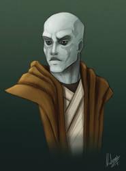 Jedi Master Korvus Ros