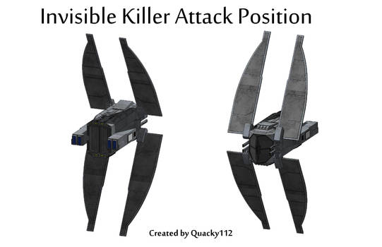 The Invisible Killer 2nd View