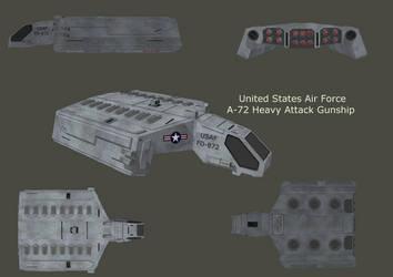A-72 Gunship