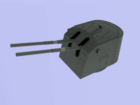 150mm Dual Purpose Gun