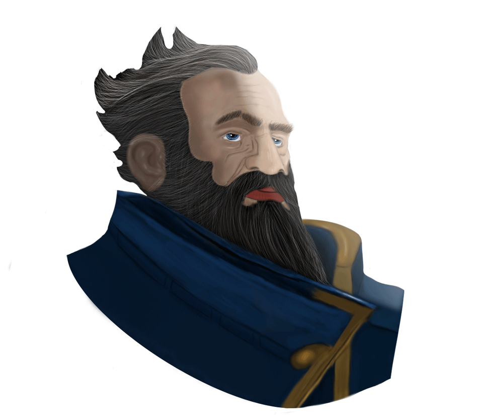 Kunkka Admiral of the sea by Gotchabad on deviantART