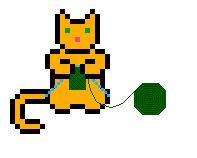 Knitty Kitty by L0rdDrake