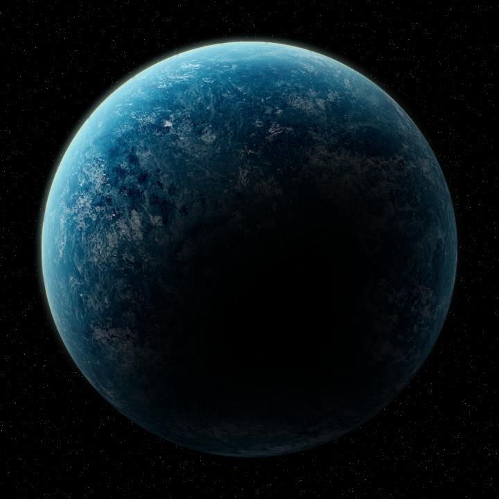 Blue world by L0rdDrake