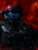 Halo Reach Avatar Firey by L0rdDrake
