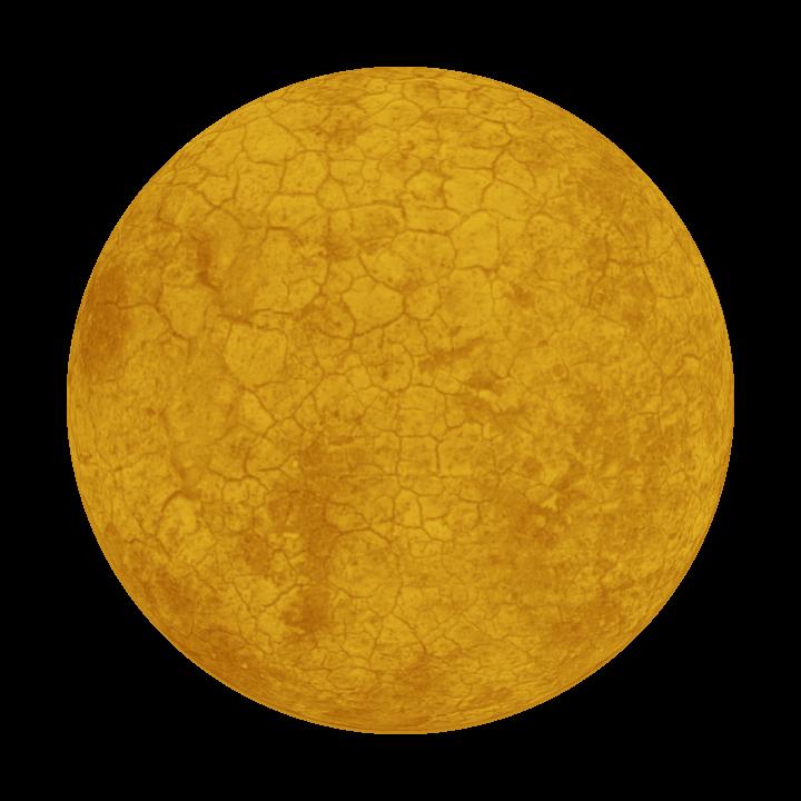 Desert Planet by L0rdDrake