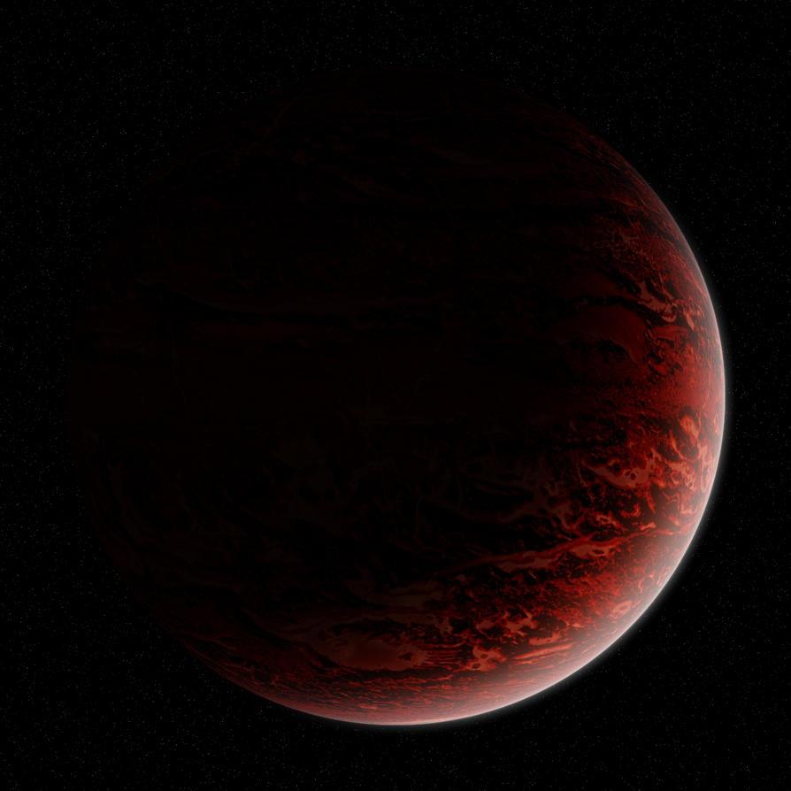 Raw Planet by L0rdDrake