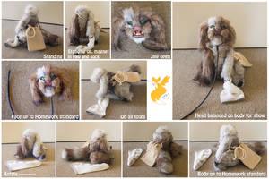 HomeWork Sock Thief by Sweet-Fox-Wings