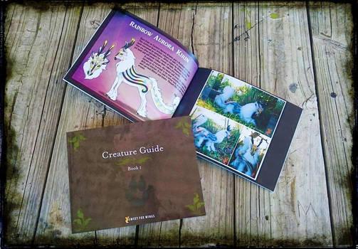 Creature Guide Book 1