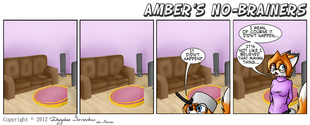 Amber's No-Brainers - Page 15 by Mancoin