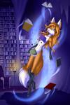 Amber's Secret Library