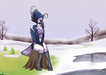 Foxyverse 2020: March Aviana (undies)