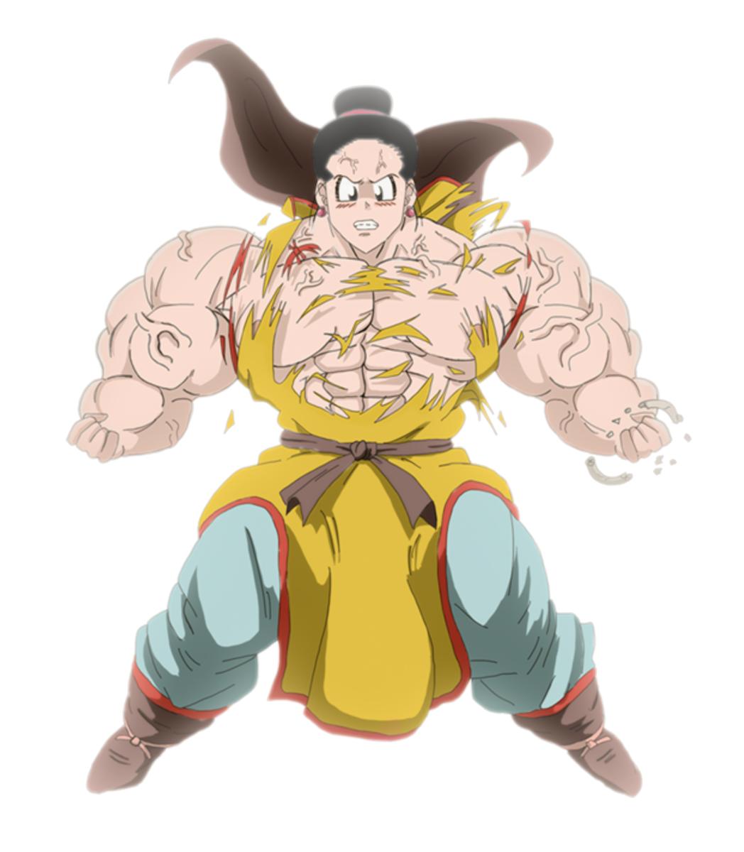 Dragon ball super huge tits