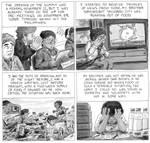 Hunger Strike Comic 1
