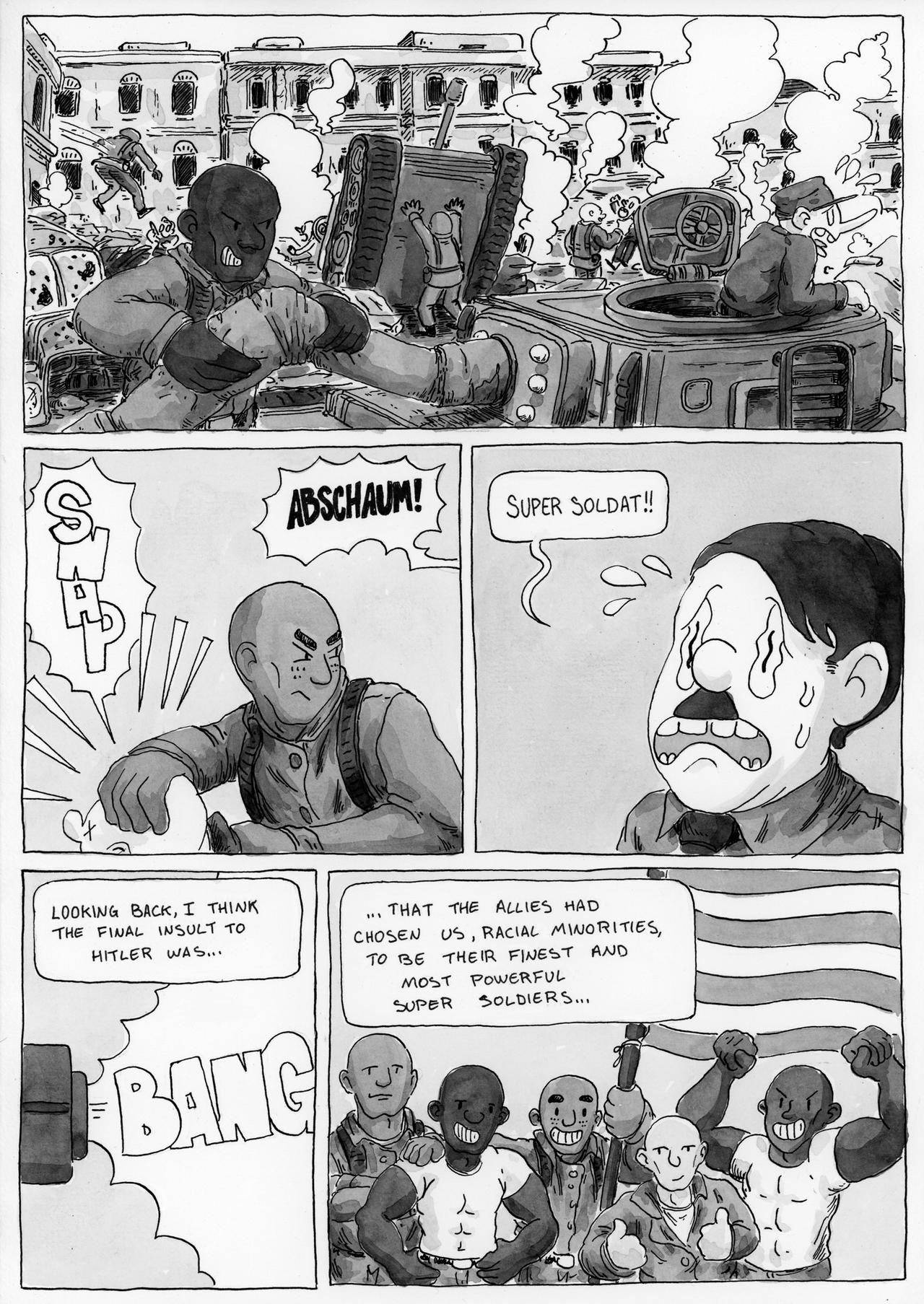 Super Soldiers pg 03