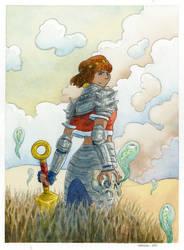 The Knight DTIYS