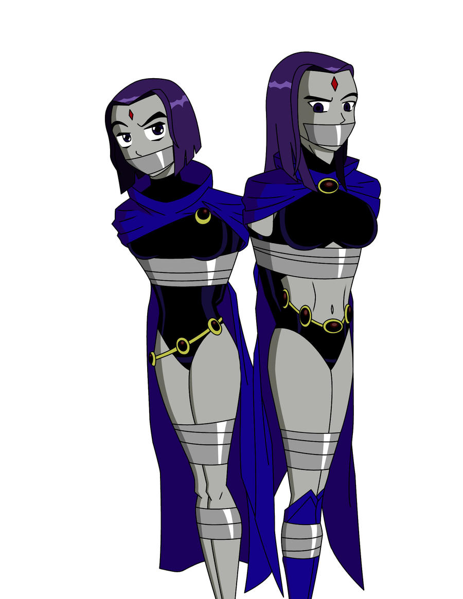 Teen Titans Tied Up Porn 121
