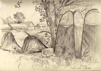 Szkice z pielgrzymki III