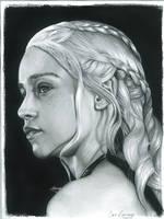 Daenerys Targaryen - The Mother of Dragons