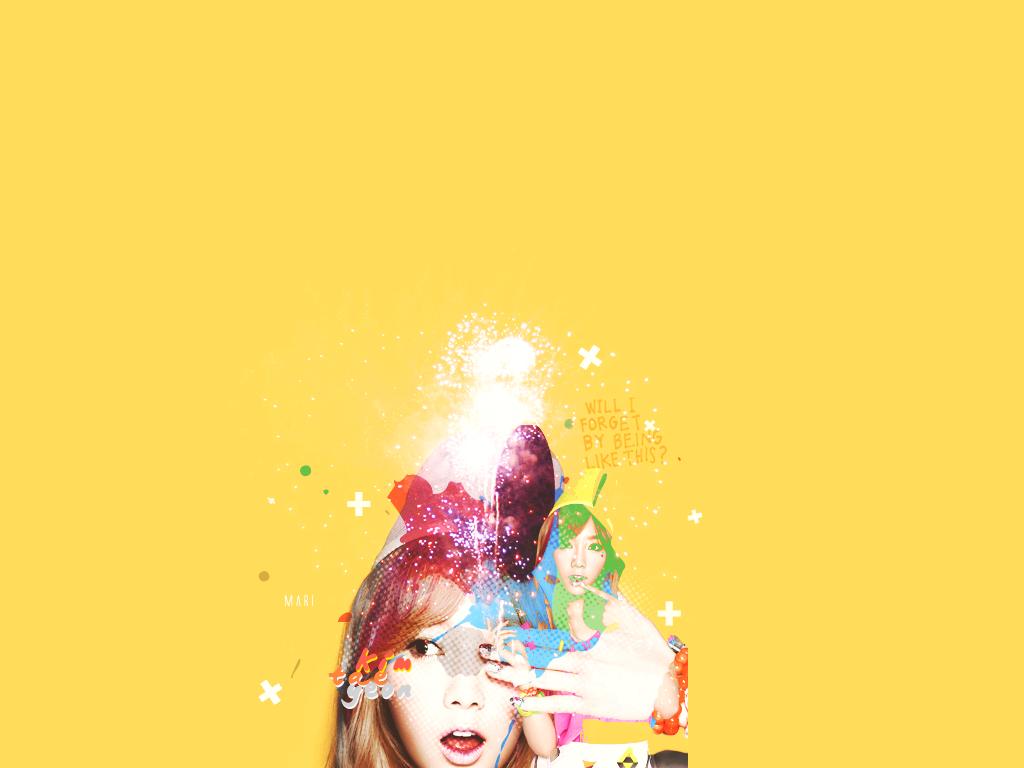 Kim Taeyeon by Kaleidoscopic-Dreams