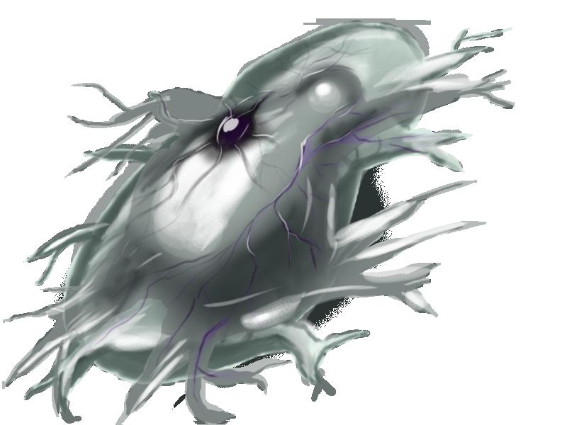 Token Roll20: Evil cocoon by Raldir666 on DeviantArt