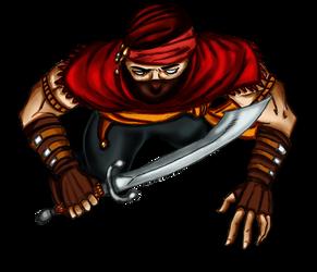 Free token Roll20 : Oriental bandit