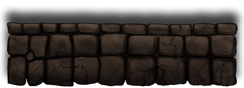 Roll20 Decoration : Antique Wall
