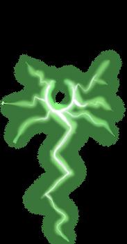 Free Token Roll20: Warp Lightning