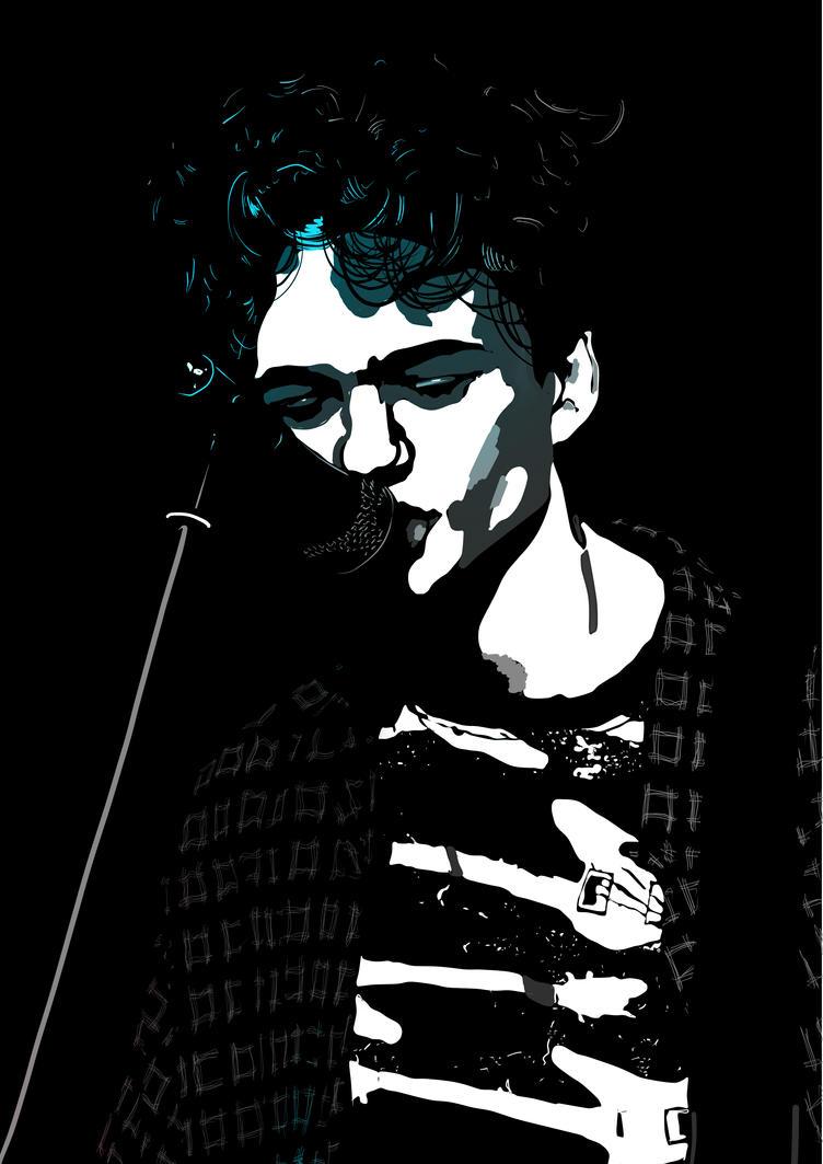 my beloved rock star by Naaatsu