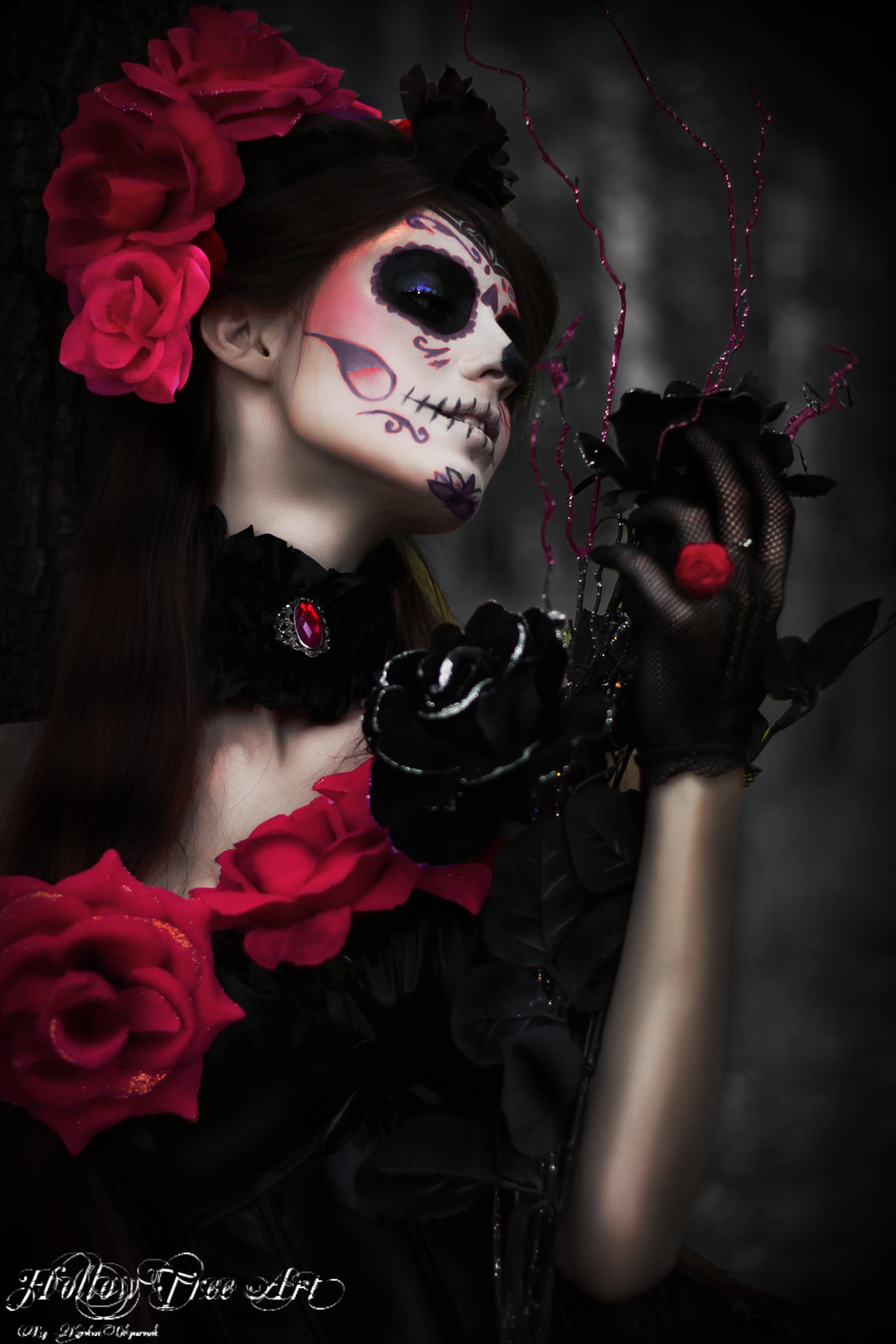 Night of the Dead by Kristenolejarnik