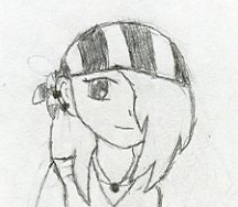 Human Corsair sketch by Brizner