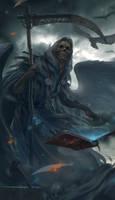 Karthus Leauge of legends :Grim Keeper