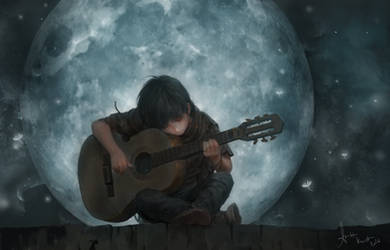 the Song of the Moon