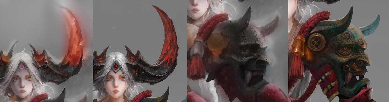 SoulLamp-Walker-detailed by LeeKent