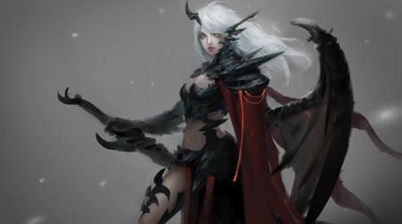 Vamp queen by LeeKent