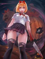 Pumpkin Night Fanart!