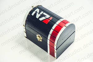 Mass Effect N7 - Treasure Box