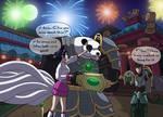 LoL: (Tardy) Lunar Festival Contest.