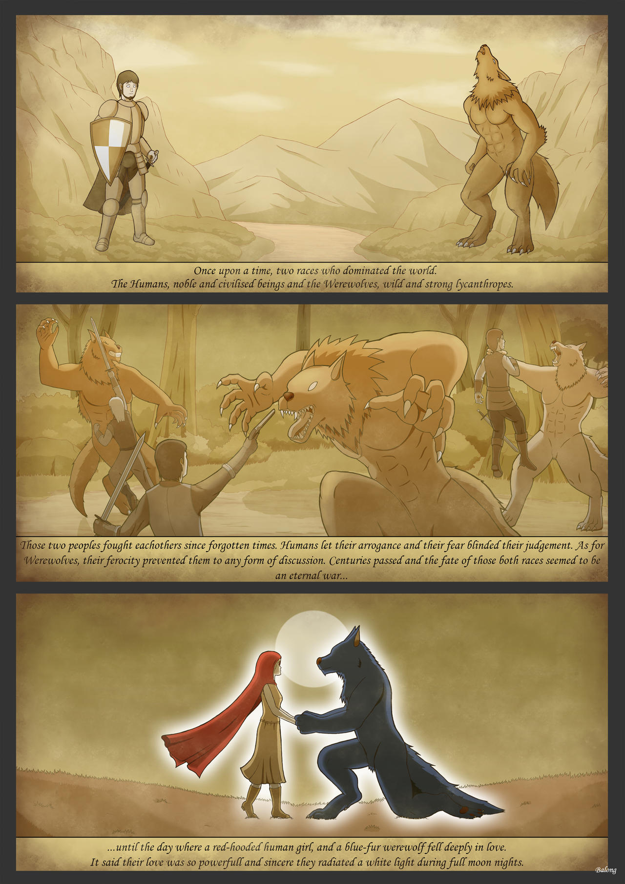 Gallerie à Balong Scarlet_hood_and_exalted_wolf__prologue_page_1_by_grimgor09-d8lf263