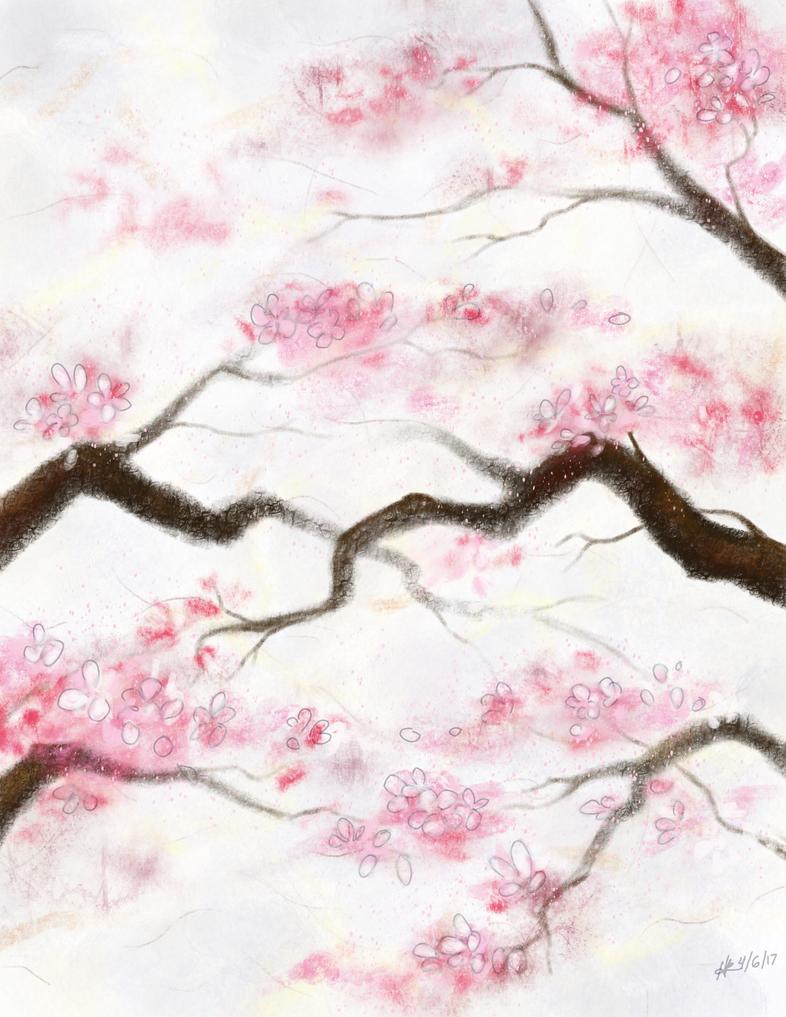 Sakura (1) by KaleyObsidia