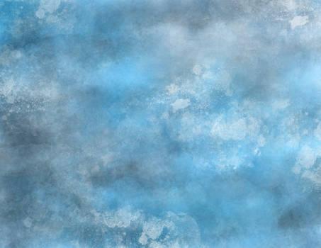 Blue Rust Paper