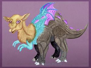 The camel dragon cometh