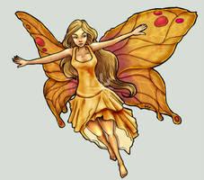 Fairy by Saibel